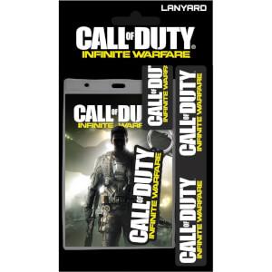 Call of Duty: Infinite Warefare Key Art Lanyard