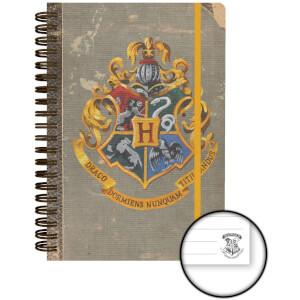 Harry Potter Hogwarts A5 Notebook
