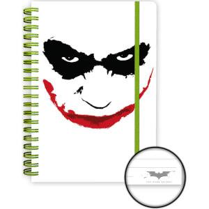 Batman: The Dark Knight The Joker A5 Notebook