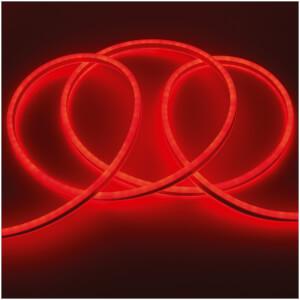 Global Gizmos LED Neon Flex Rope Light 5m - Red