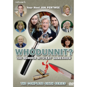 Whodunnit: The Complete Sixth Series