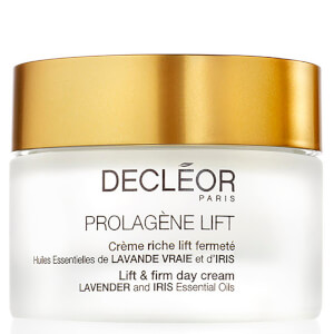 DECLÉOR Prolagène Lift Lavandula Iris – Lift and Firm Rich Day Cream 50 ml