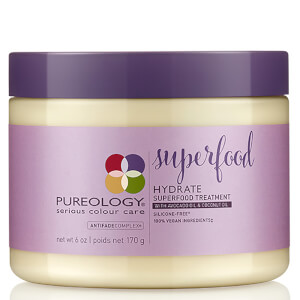 Pureology Hydrate Colour Care Superfood Mask -hiusnaamio, 170g