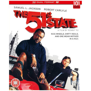 The 51st State (Dual Format Edition)