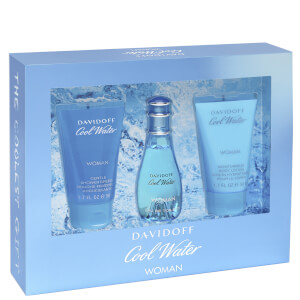 Davidoff Cool Water for Women Eau de Toilette Coffret