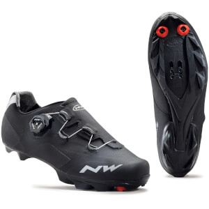 Northwave Raptor Thinsulate MTB Winter Shoes - Black