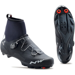 Northwave Raptor Artic MTB Winter Boots - Black