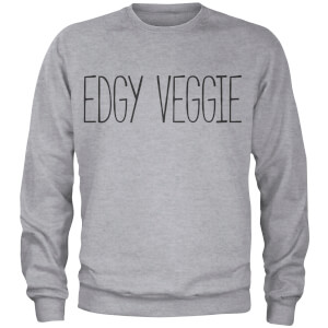 Sweat Homme Edgy Veggie - Gris