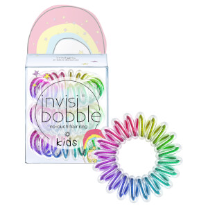 invisibobble Kids' Hair Tie -hiuslenkki lapsille, Magic Rainbow
