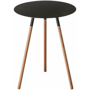 Yamazaki Plain Side Table - Black