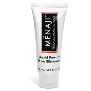 Menaji Liquid Powder Shine Eliminator -nestemäinen puuteri, 37ml