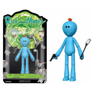 Articulated Action Figure: Rick and Morty - Meeseeks