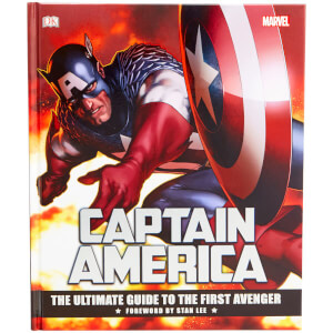 Captain America - The Ultimate Guide To The First Avenger - Book