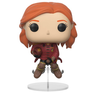 HARRY POTTER - GINNY SULLA SCOPA DA QUIDDITCH POP! VINYL