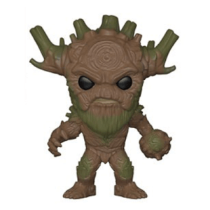 Figura Pop! Vinyl King Groot - Marvel Contest of Champions