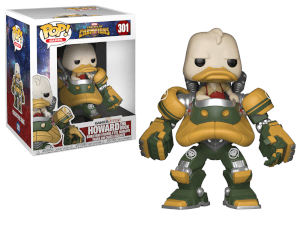 Figurine Pop! Howard the Duck 15 cm - Marvel Contest of Champions