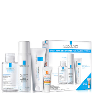 La Roche-Posay Soothing Essentials Skincare Gift Set (Worth $33)