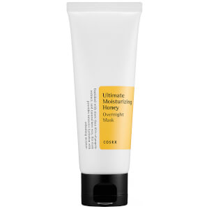 COSRX Ultimate Moisturizing Honey Overnight Mask -kosteusnaamio, 60g
