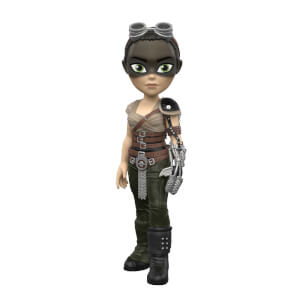 Mad Max Fury Road Furiosa Rock Candy Vinyl Figure