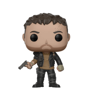 Figurine Pop! Max avec Pistolet Mad Max Fury Road