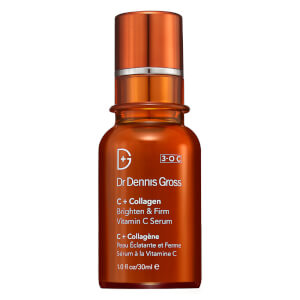 Dr Dennis Gross Skincare C+Collagen Brighten and Firm Vitamin C Serum -kasvoseerumi, 30ml