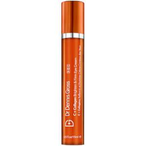 Dr Dennis Gross Skincare C+Collagen Brighten and Firm Eye Cream 15ml