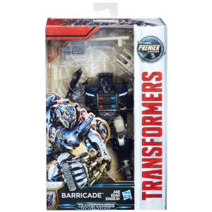 Figurine Barricade - Transformers The Last Knight: Premier Edition