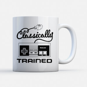 Nintendo NES Classically trained Mug