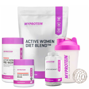 Active Women Essentials Bundle