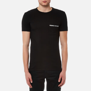 Versus Versace Men's Basic T-Shirt - Nero