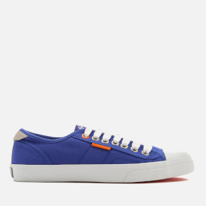 Superdry Men's Low Pro Trainers - Cobalt