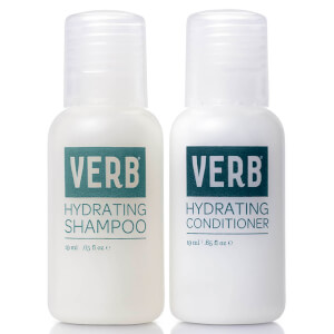 Verb Hydrating Shampoo & Conditioner Duo Sample 2X 19ml GWP