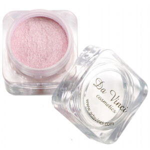 Da Vinci Mineral Shimmer Eye Shadow Powder - Pink