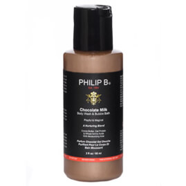 Philip B Chocolate Milk Body Wash & Bubble Bath