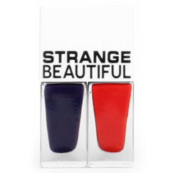 StrangeBeautiful Library of Color Nail Polish Set