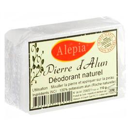 Alepia PIERRE D'ALUN EN LINGOT