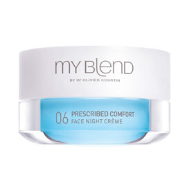 My blend FORMULE 06 NUIT, Prescribed Comfort, Peau sèche et sensible, signes visibles de l'âge