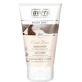 Lavera Lait corps Coconut Dream