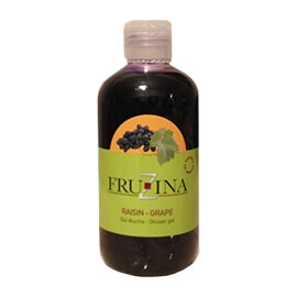 Fruzina Gel douche raisin