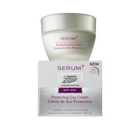 Boots Laboratories TM Crème de Jour Protectrice PN UVR SERUM7