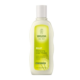 Weleda Homme Shampooing usage fréquent au Millet