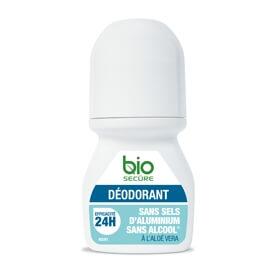 Bio Secure Déodorant sans sels d'aluminium