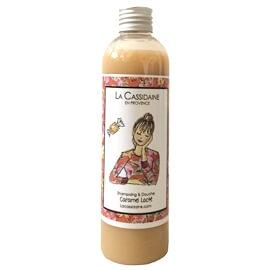 La Cassidaine Gel Douche Caramel Lacté