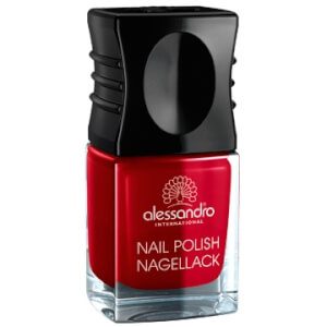 Alessandro Nail Polish Red No. 26