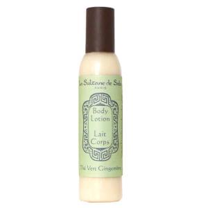 La Sultane de Saba Lait Thé Vert Gingembre / Ginger Green Tea Body Lotion