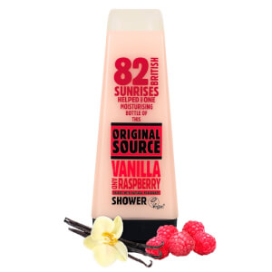 Original Source Vanilla & Raspberry Duschgel