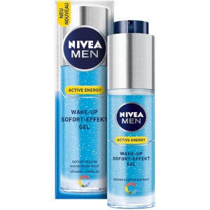 Nivea Active Energy Wake-Up Sofort-Effekt Gel