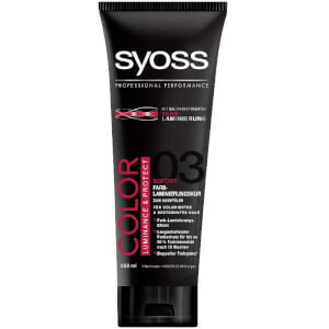 SYOSS Color Luminance & Protect Sofort-Farblaminierungskur