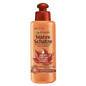 """Garnier Wahre Schätze Leave-In Kur """"Ahorn Balsam"""""""