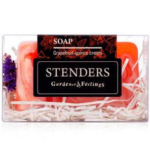 STENDERS Gardener of Feelings Naturseife Grapefruit-Quitte-Creme